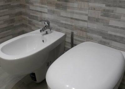 Casa Floriana Castello - Il bagno