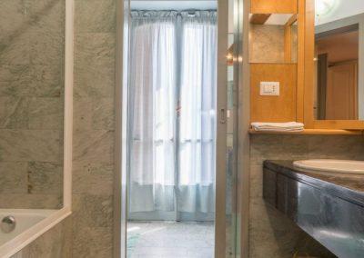 Casa Floriana Matteotti - Il bagno