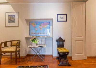 Casa Floriana Matteotti - Corridoio e disimpegno