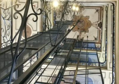 Casa Floriana Matteotti - Il palazzo