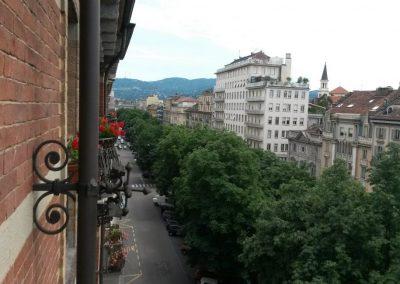 Casa Floriana Matteotti - La vista dai balconi